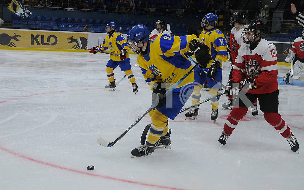 Match Ukraine - Austria on hockey — Image 77587