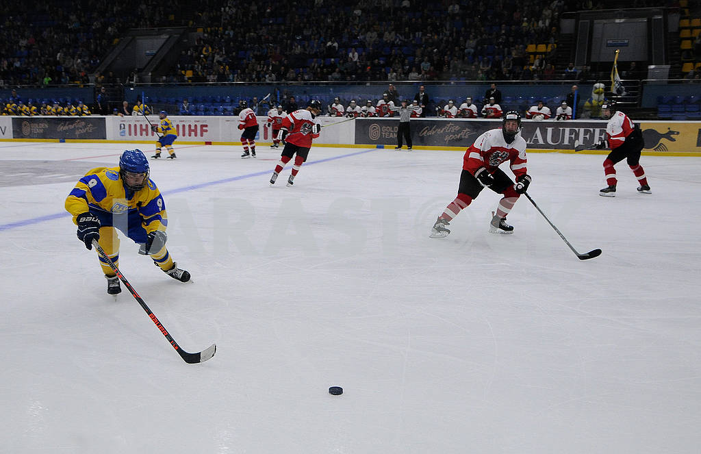 Match Ukraine - Austria on hockey — Image 77588