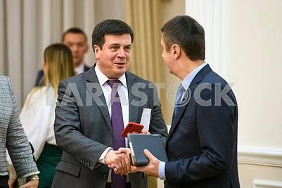 Геннадий Зубко, вице-премьер министр