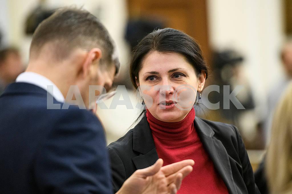 Irina Freese, Minister of Veterans Affairs — Image 77608