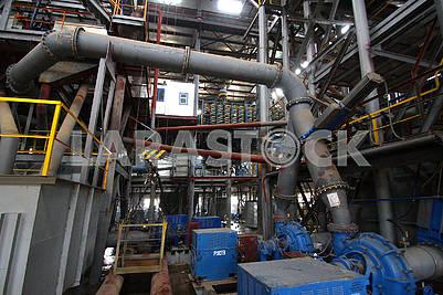 Iron Ore Processing Plant