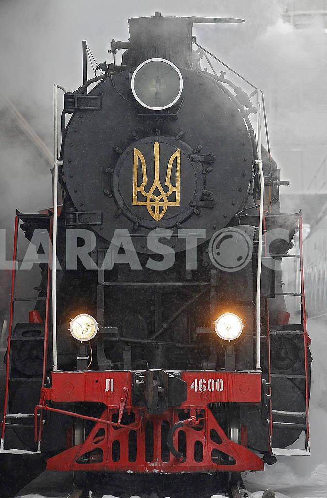 Retro locomotive — Image 77850