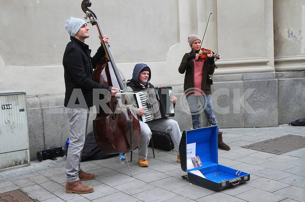 Street musicians — Image 77856