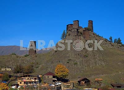 Keselo Fortress, Georgia