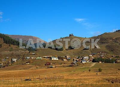 Village of Upper Omalo, Georgia