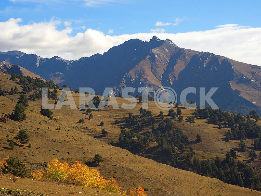 Autumn landscape in the Caucasus — Image 77967