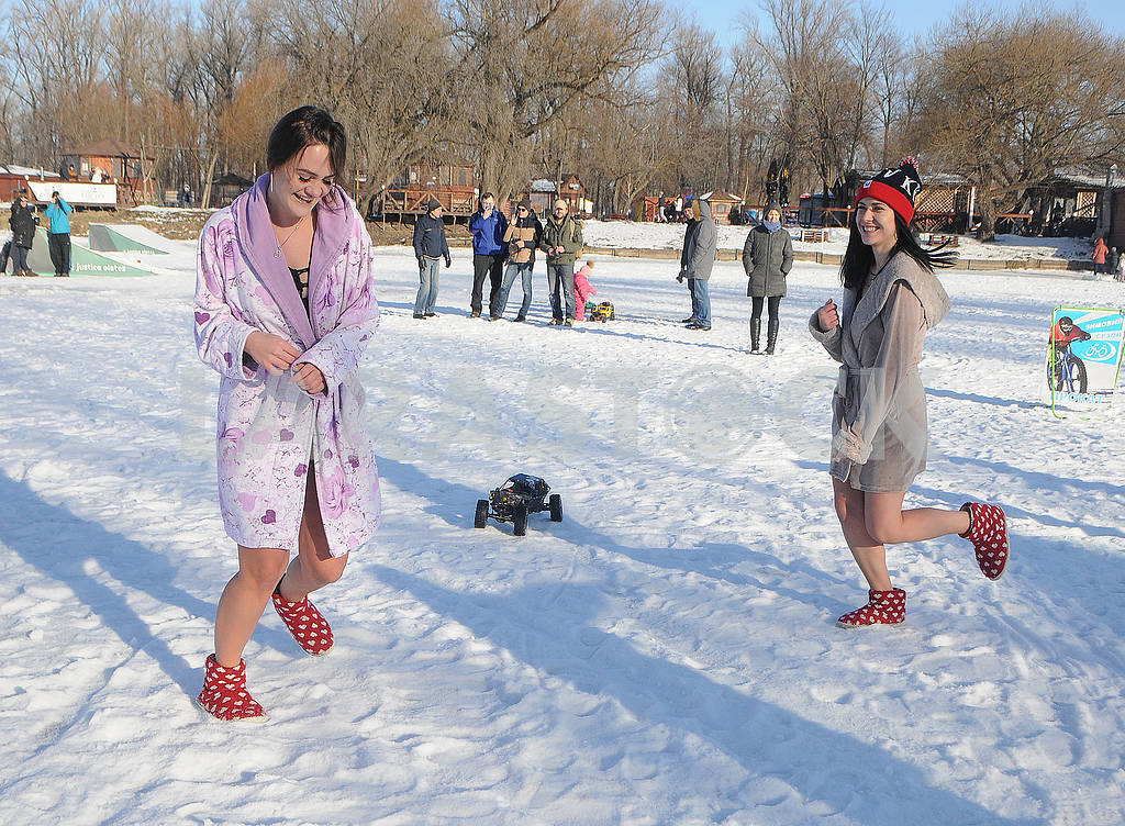 Participants in the celebration of Epiphany — Image 78122