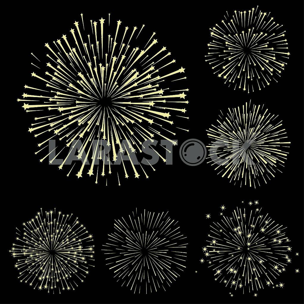 Set of fireworks, part 5 — Image 78141