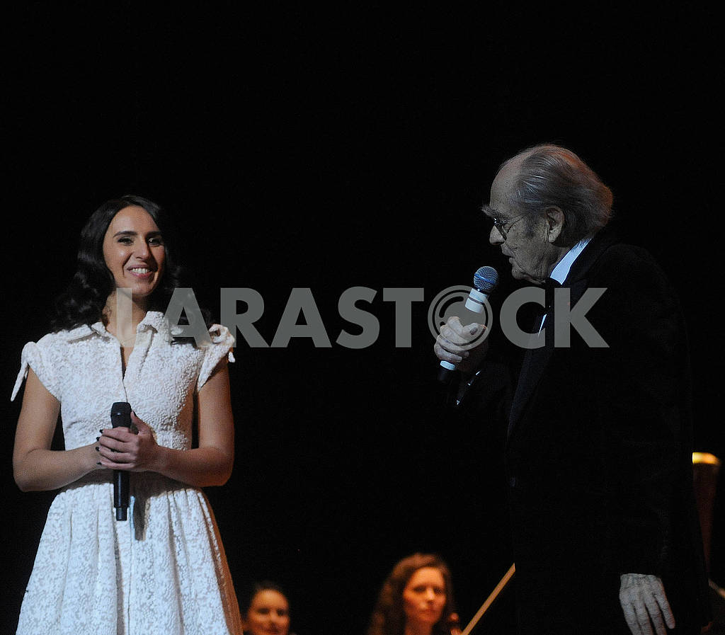 Michel Legrand and Jamala — Image 78210