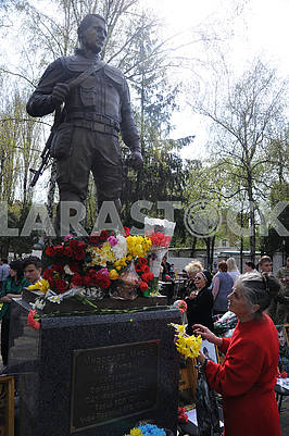 Opening of the monument to Miroslav Thought