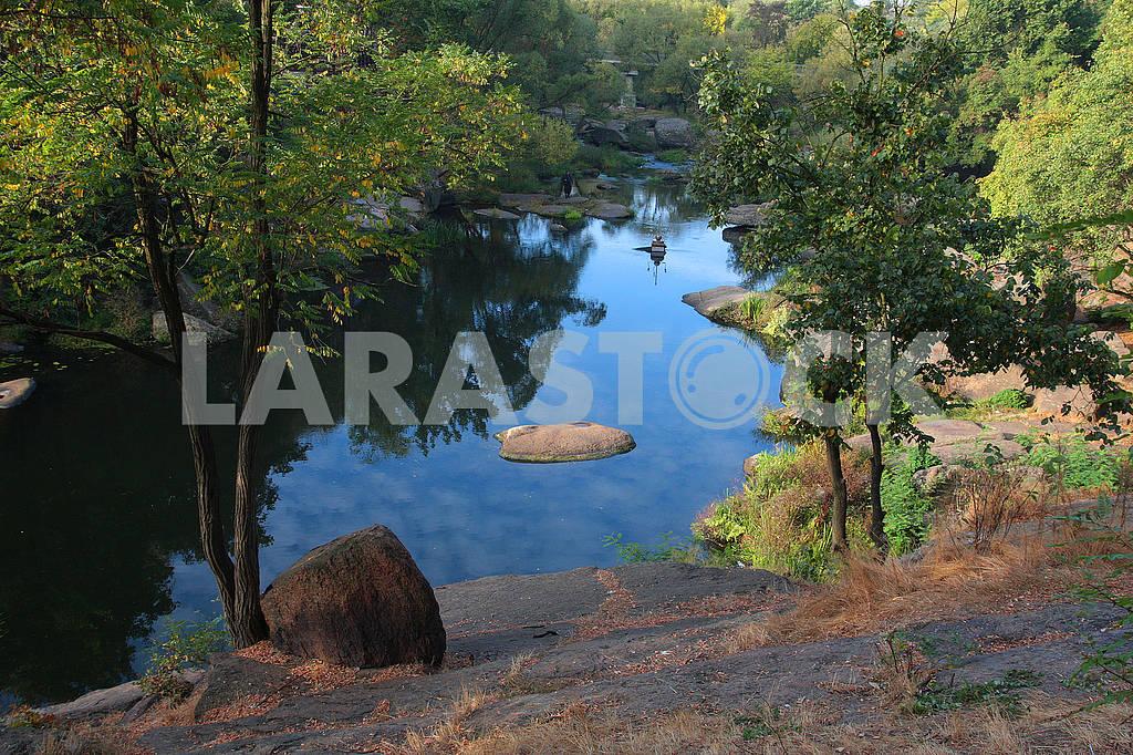 River Uzh in Korostena — Image 78402