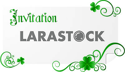 Invitation on St. Patrick's Day Party