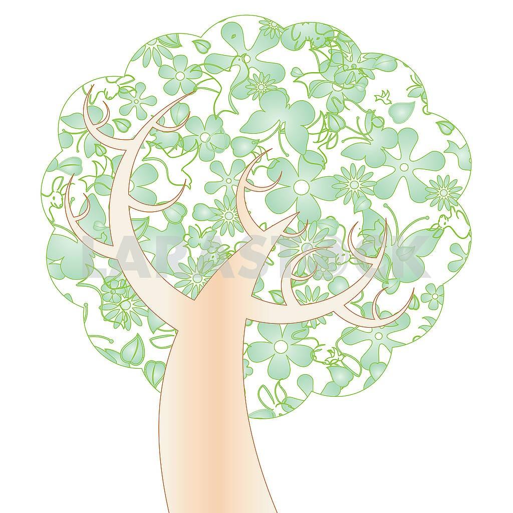 Spring tree, part 1 — Image 78797