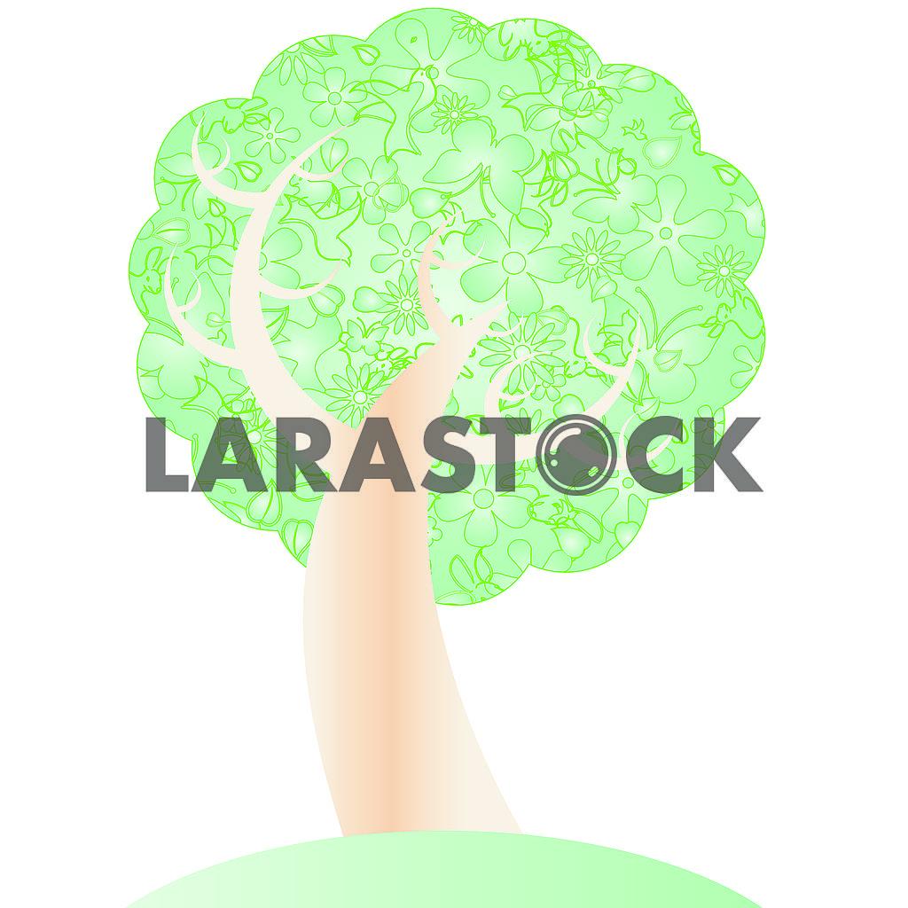 Spring tree, part  3 — Image 78799
