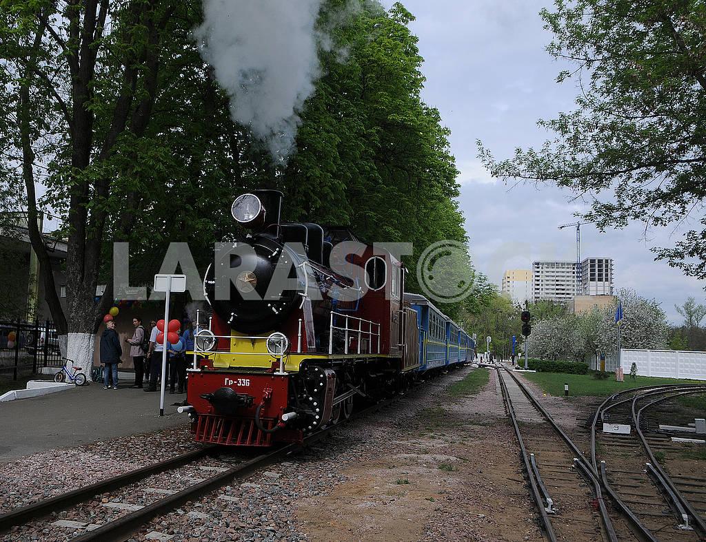 Kiev Children's Railway — Image 78857