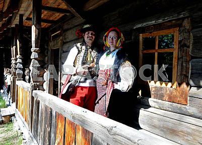 """Festival of Hutsul culture """"GrazhdaFest"""""""