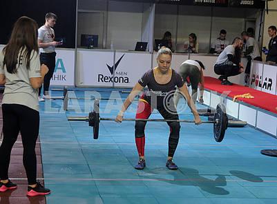 Kyiv Battle 2019 International Krossfit Tournament