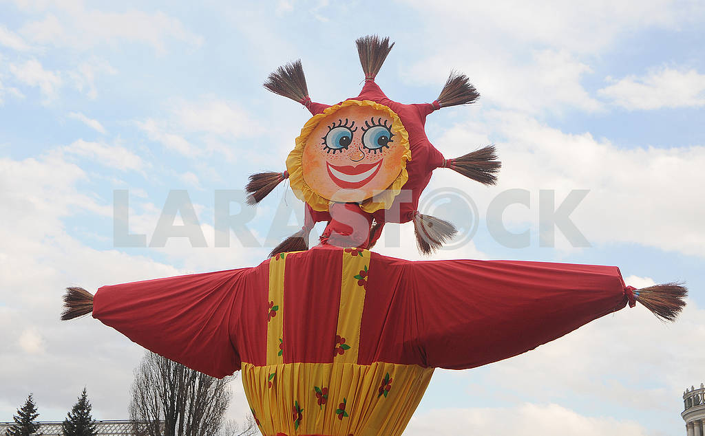 Traditional Marena Effigy — Image 79587