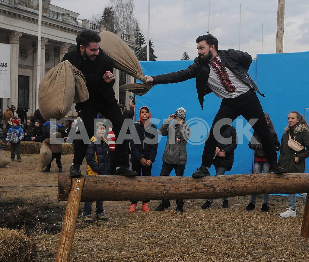 Ukrainian traditional entertainment — Image 79594