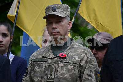 Lieutenant-General Alexander S. Syrsky
