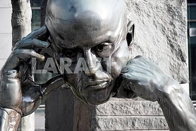 Magnificent sculpture