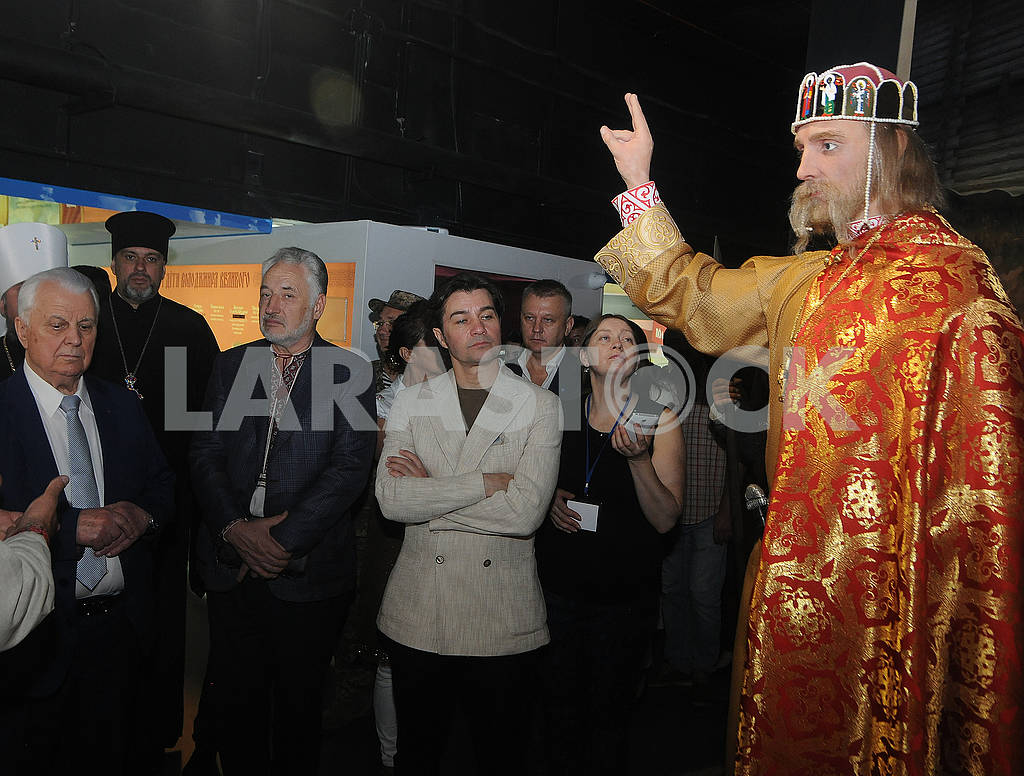 """Opening of the museum """"The formation of the Ukrainian nation"""" — Image 80500"""