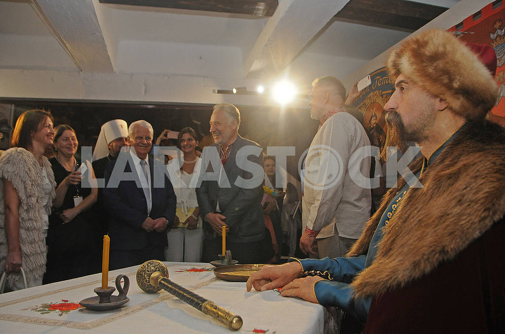 """Opening of the museum """"The formation of the Ukrainian nation"""" — Image 80505"""