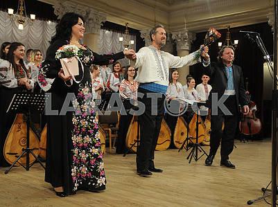 Виктория Заболоцкая и Василий Савенко