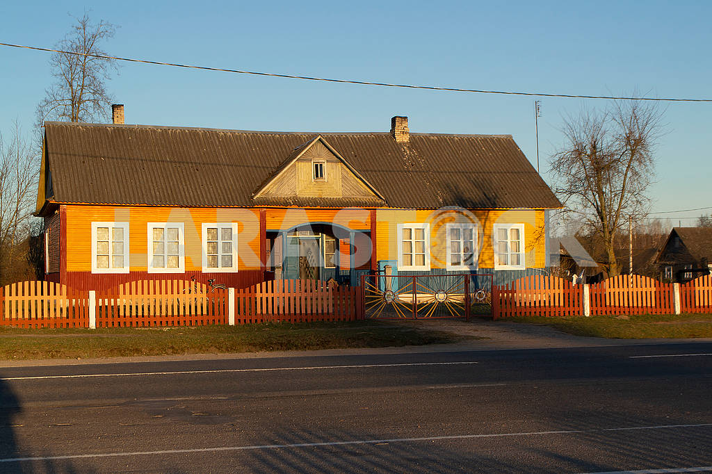 A typical village house in the countryside — Image 83007